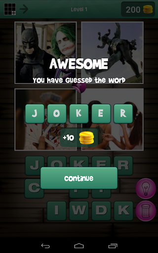 Find the Word in Pics 22.9 screenshots 9