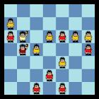 Diaballik 是由 Philippe Lefrançois 製作的一個抽象的二人戰略遊戲。 icon