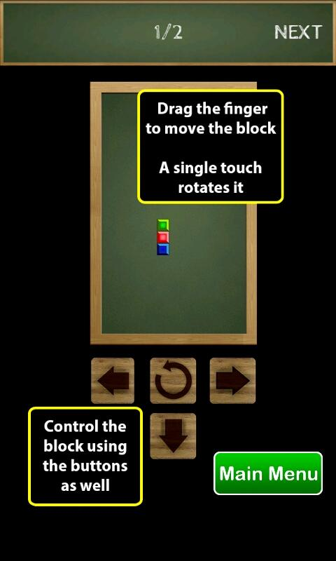 Triple Blocks- screenshot
