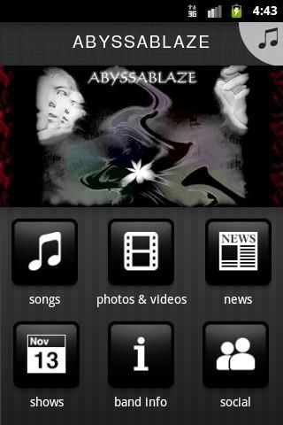 ABYSSABLAZE - screenshot
