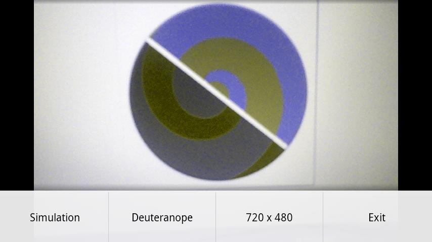 Colorblind Helper- screenshot