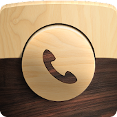 Theme for ExDialer Wooden