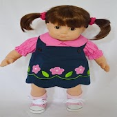 Girl Doll Dresses Puzzle