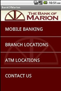 The Bank Of Marion - screenshot thumbnail