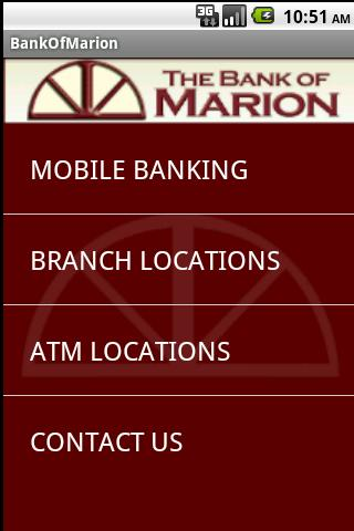 The Bank Of Marion - screenshot