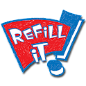 ReFill It! logo