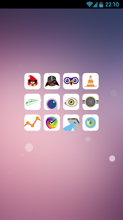 HD Light Apex/Nova/GO Theme|玩個人化App免費|玩APPs