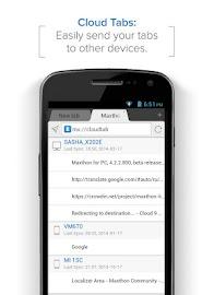 Maxthon Web Browser - Fast Screenshot 29
