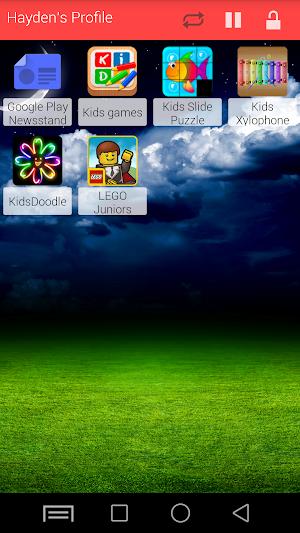 10 Kids Zone Parental Controls App screenshot