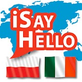 iSayHello Polish - Italian