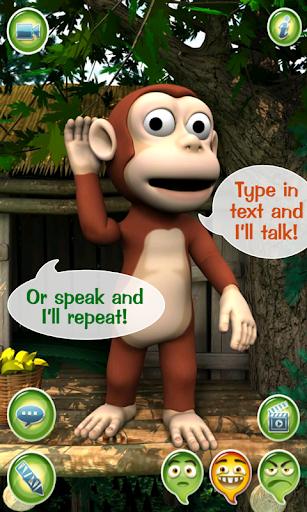 Talky Mack The Monkey FREE