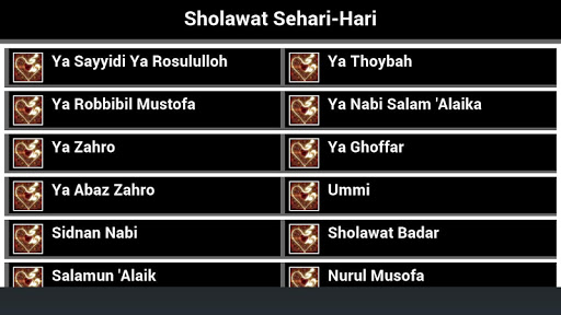 玩免費書籍APP 下載Sholawat Nabi Sehari-hari app不用錢 硬是要APP