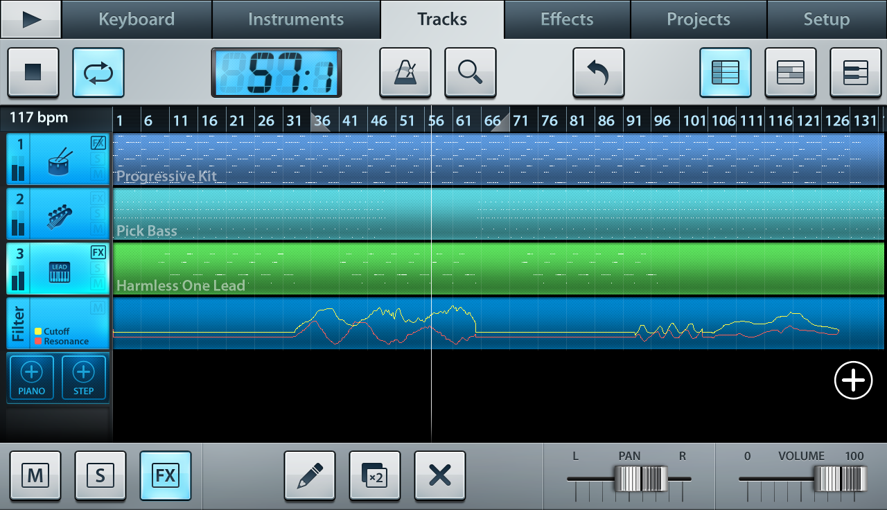 FL Studio Mobile screenshot #9