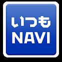 いつもNAVI (au版 地図ナビ) logo