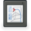 Droid 2 Droid GPSTether Client icon