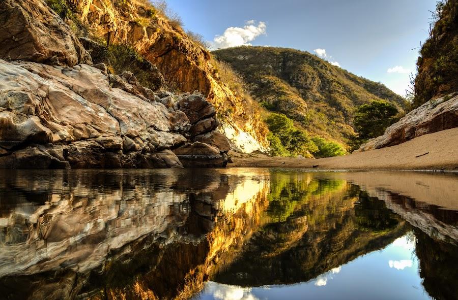 Canio dos Apertados by Kinsley Santos - Landscapes Mountains & Hills ( rio grande do norte, currais novos, brasil )
