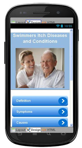 Swimmers Itch Information