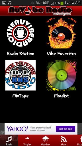 TheNuvibeRadio