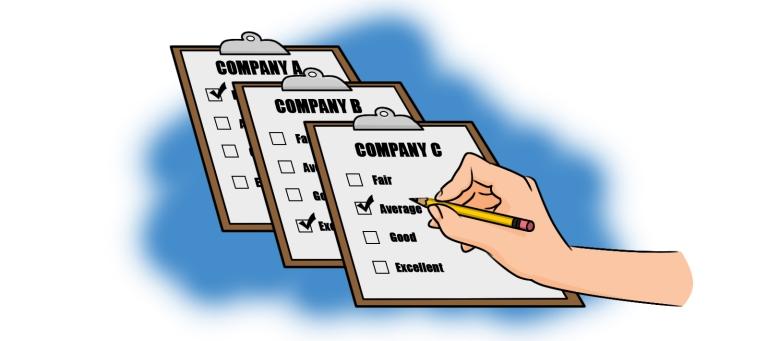 Survey Review Sites