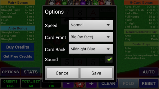Ace 3-Card Poker  {cheat|hack|gameplay|apk mod|resources generator} 4