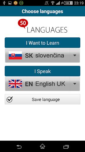 玩教育App 슬로바키아어를 배우십시오免費 APP試玩