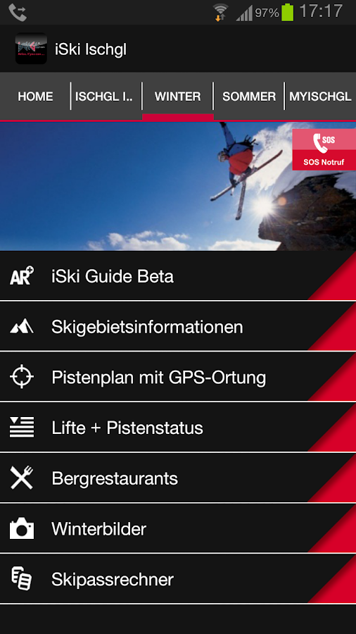 iSki Ischgl - screenshot