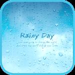 Rainyday go launcher theme