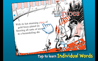 Screenshot of If I Ran the Circus -Dr. Seuss