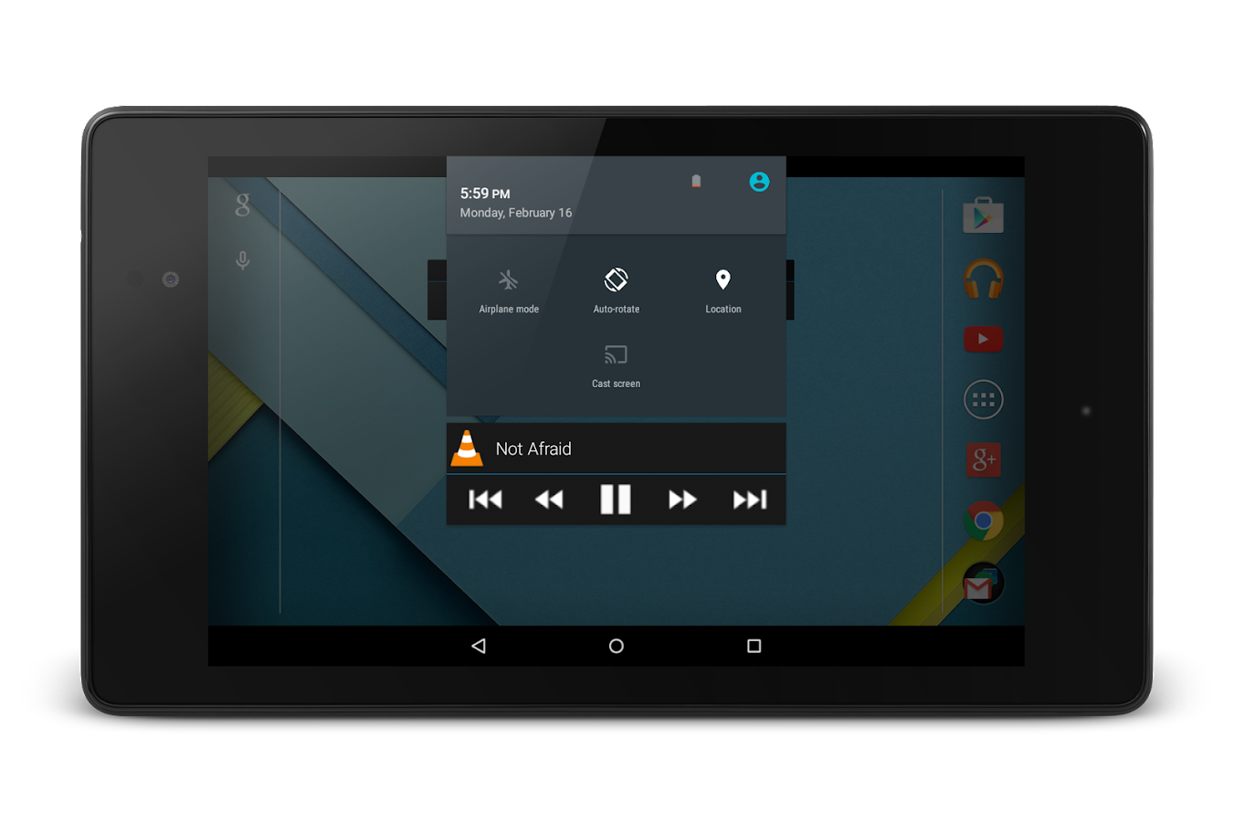 vlc mobile remote - pc & mac - android apps on google play