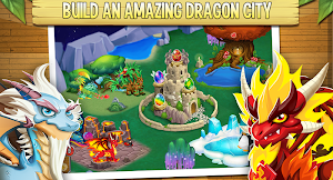 9 Dragon City App screenshot