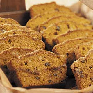 Pumpkin-Nut Bread