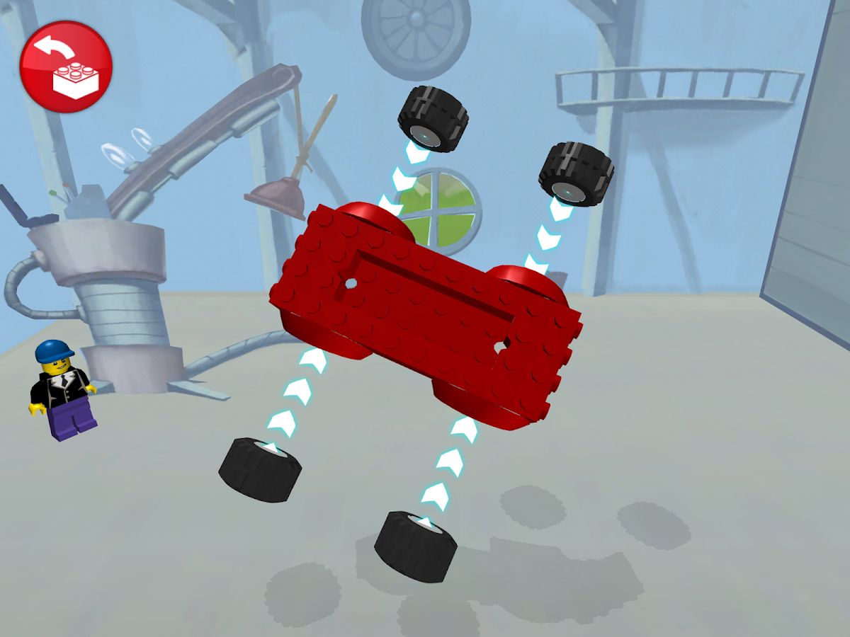 LEGO® Juniors Create & Cruise- screenshot
