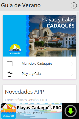 Playas Cadaqués