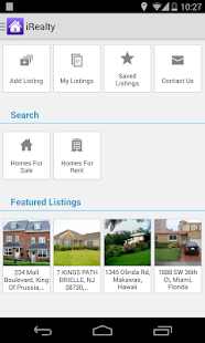 iRealty Real Estate Software- screenshot thumbnail