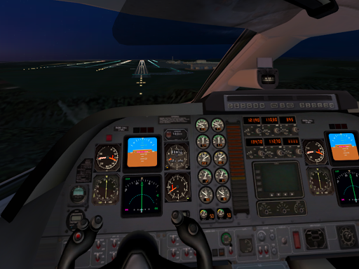 X-Plane 10 Flight Simulator v10.1.5 APK+DATA