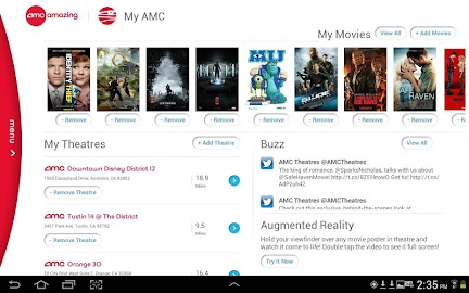 AMC Theatres Screenshot 12