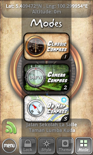 ON Compass - screenshot thumbnail