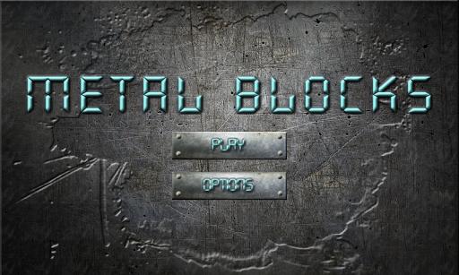 【免費街機App】Metal Blocks-APP點子