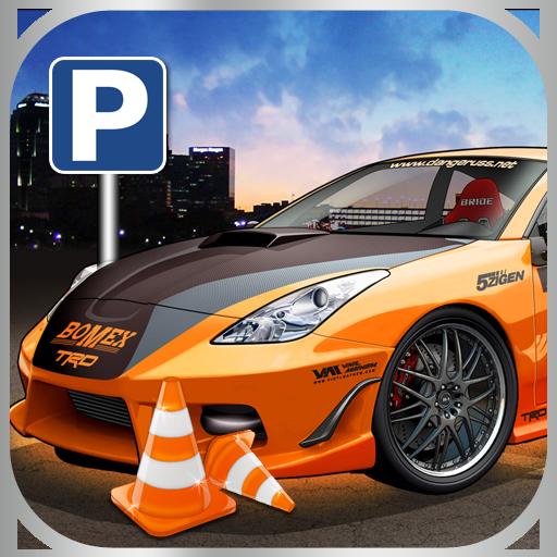 最终的停车场3D赛车 賽車遊戲 App LOGO-硬是要APP