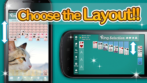 King Solitaire Selection 1.2.1 Windows u7528 2