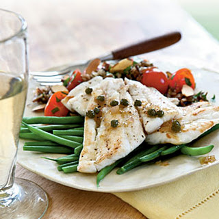Sautéed Sole with Browned Butter and Capers
