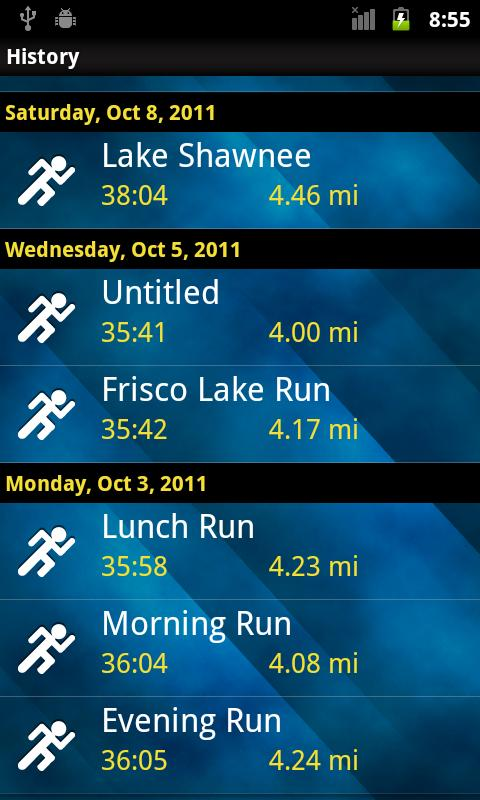 Garmin Fit™ - screenshot