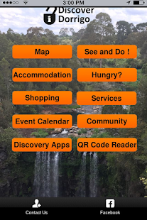 Discover Dorrigo- screenshot thumbnail