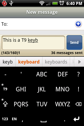 English for Smart Keyboard - screenshot