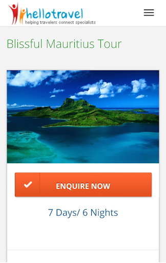 Travel Packages for Holidays