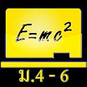 สูตรฟิสิกส์ ม.ปลาย icon