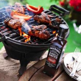 Smokey Barbecue Chicken Wings Recipe