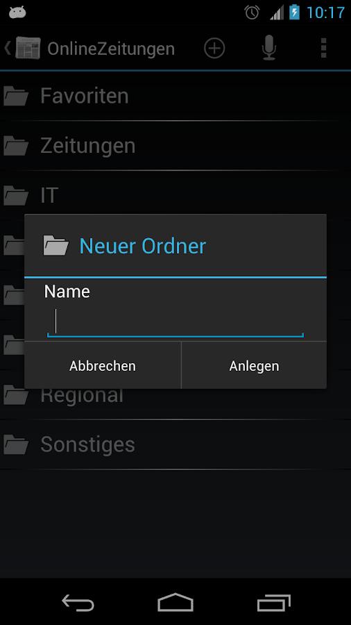 OnlineZeitungen Deutschland - screenshot