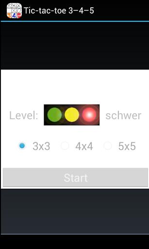 玩免費棋類遊戲APP 下載井字棋3-4-5 app不用錢 硬是要APP