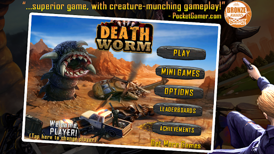 Death Worm - screenshot thumbnail